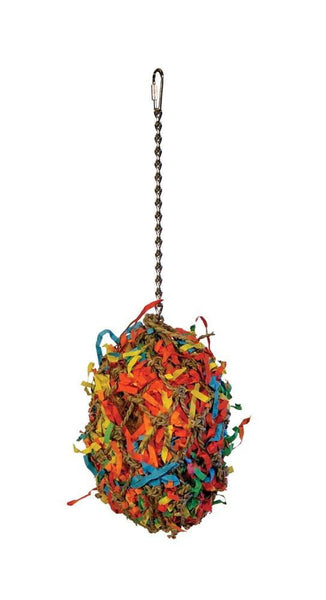 Prevue Pet Products Calypso Creations Fiesta Ball Bird Toy.