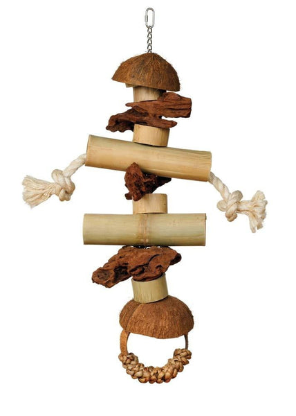 Prevue Pet Products Naturals Gorilla Bird Toy.