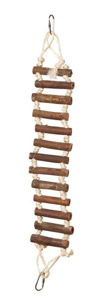Prevue Pet Products Naturals Rope Ladders Small Bird Toy.