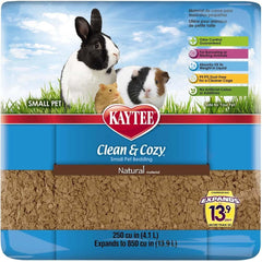 Kaytee Clean And Cozy Bedding Natural 250ci.