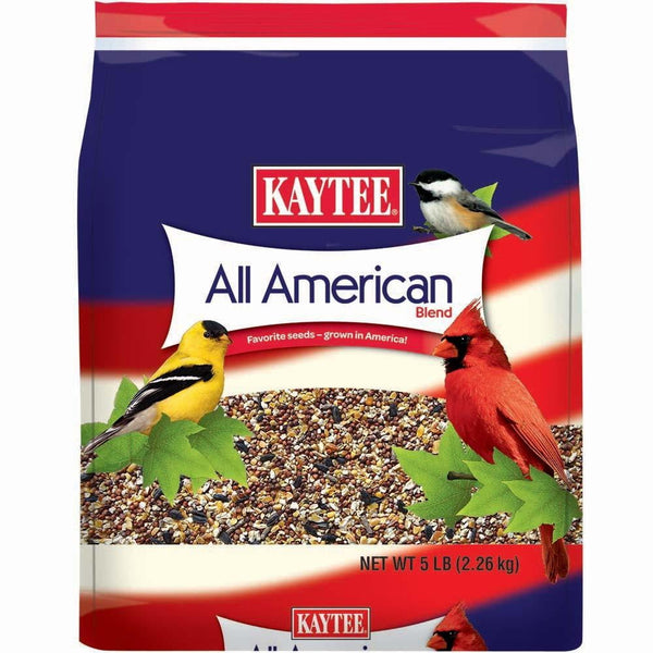 Kaytee All American Wild Bird Stand Up 5Lbs.