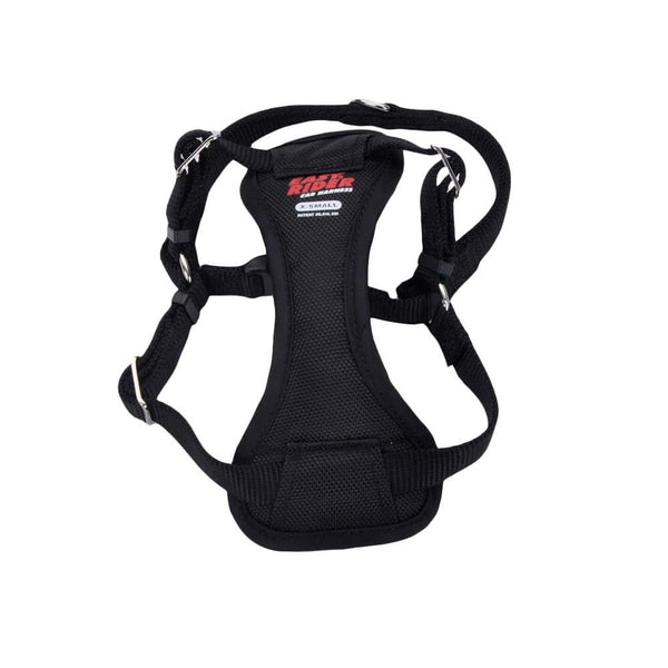 Coastal Easy Rider Adjustable Car Harness Black X-Small