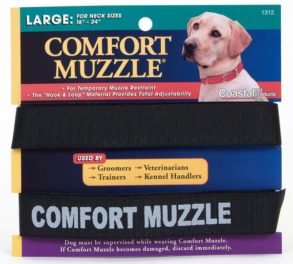 Coastal Comfort Muzzle for Dogs Adjustable Large.