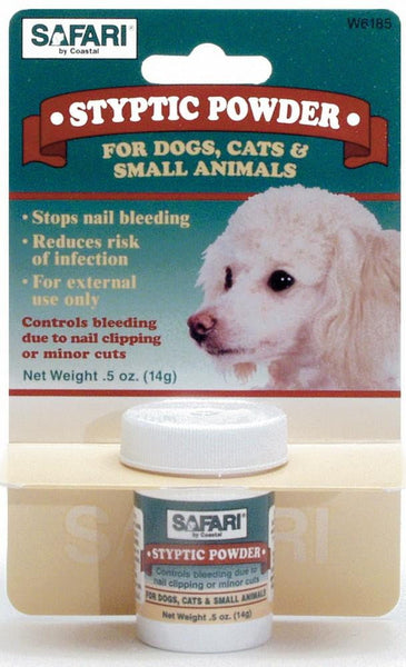 Coastal Safari Pet Styptic Powder .5oz.