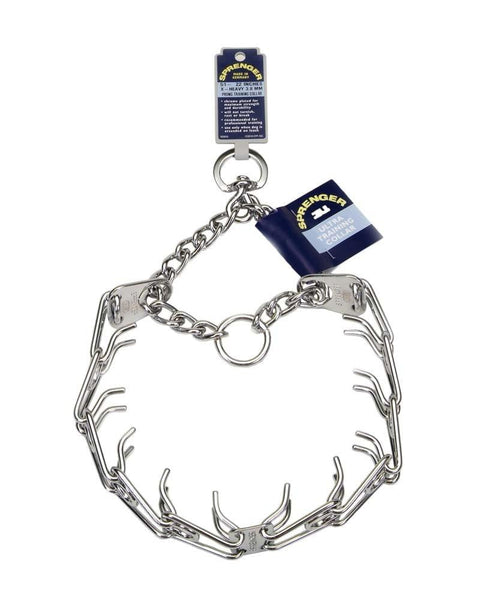 Coastal Herman Sprenger Ultra Plus Prong Training Collar 3.25MM X 18in.
