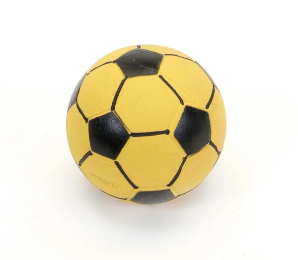 Coastal Rascals Latex Toy Soccer ball 3in.