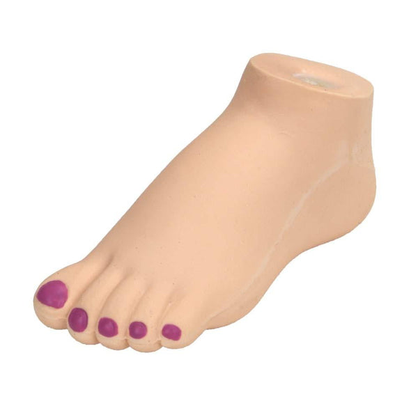 Coastal Rascals Latex Toy Foot 5in.