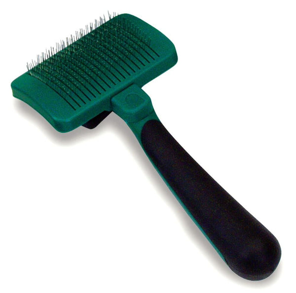 Coastal Safari Cat Self-Cleaning Slicker Brush.