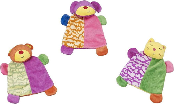 Ethical Products Spot Lil Spots Plush Blanket Toys Assorted 7in