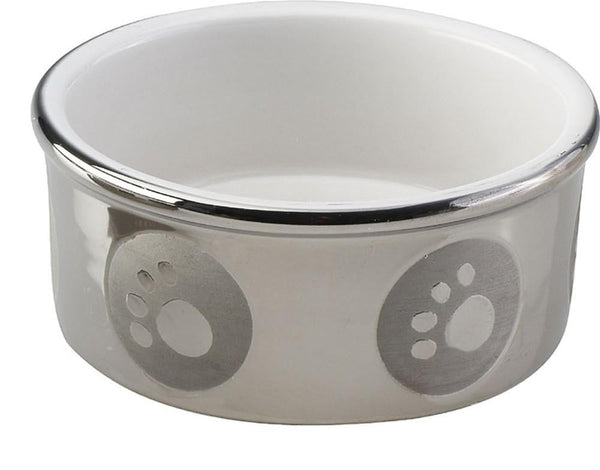 Ethical Products Spot Paw Print Titanium 7in
