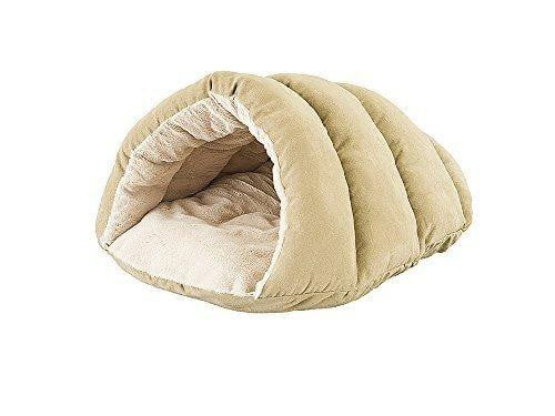 "Ethical Pet Cuddle Cave 22"" Tan"