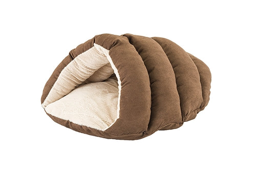 Sleep Zone Bed 22inch Chocolate.