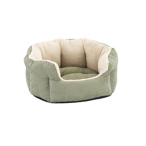 "Ethical Pet Reversible Cushion Cuddler 18"" Sage."