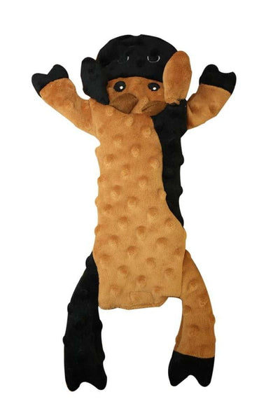 SPOT Skinneeez Extrme Stuffer Cow 14In.