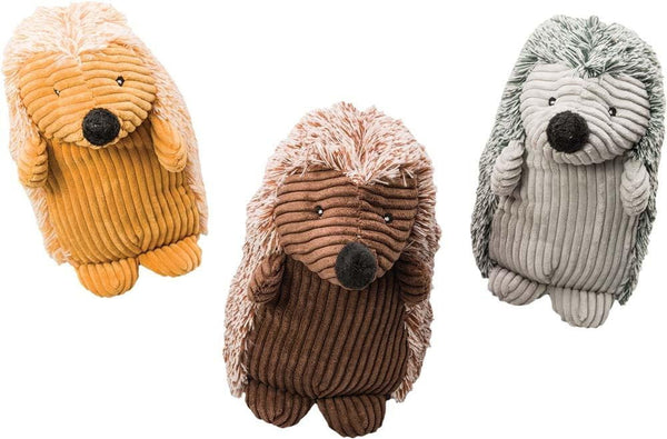 Ethical Corduroy Hedgehogs Assorted 8in.