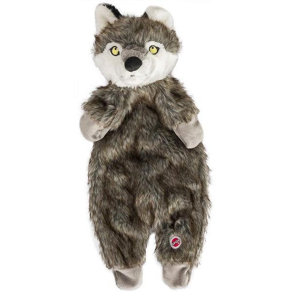 "Ethical  Pet Products Furzz Plush Wolf 13.5""."