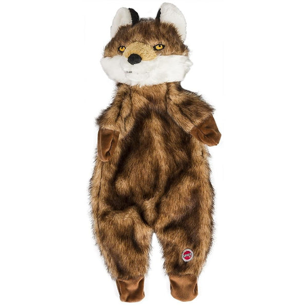 "Ethical  Pet Products Furzz Plush Fox 13.5""."