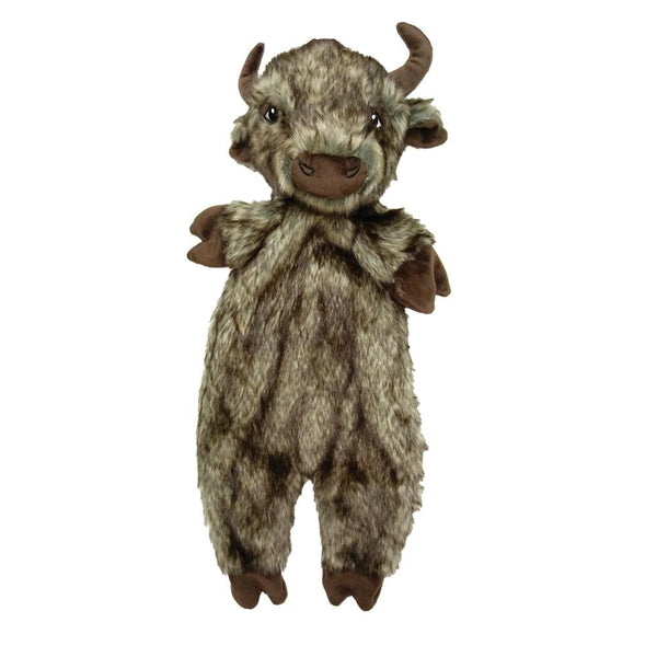 "Ethical  Pet Products Furzz Plush Buffalo  13.5""."