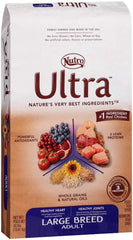 NUTRO ULTRA Large Breed Adult Dry Dog Food 30 Pounds