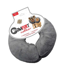Arlee Comfurt Collar Poly Filled Adjustable E-Collar Small 6-10in Neck - Leaderpetsupply.com