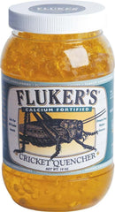 Flukers Calcium Fortified Cricket Quencher 16oz.