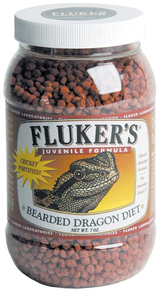Fluker's Bearded Dragon Diet Juvenile Formula 7oz.