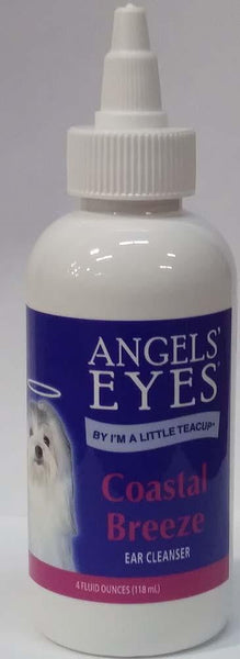 Angels Eyes Coastal Breeze Ear Rinse 4oz.