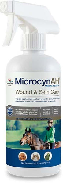 MicrocynAH Wound & Skin Care 16oz.