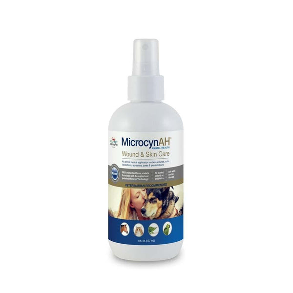 MicrocynAH Wound & Skin Care 8oz.