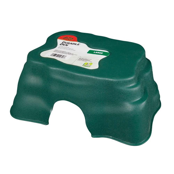 Zilla Durable Den Green Large - Leaderpetsupply.com