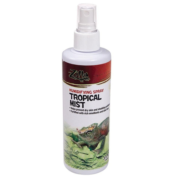 Zilla Humidifying Spray Tropical Mist 8oz.