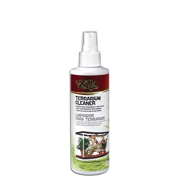 Zilla Terrarium Cleaner 8oz.