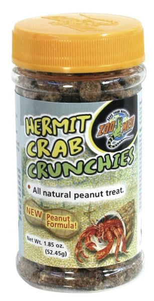 Zoo Med Hermit Crab Peanut Crunchies Treat.