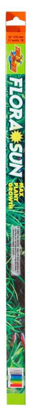 Zoo Med Flora Sun Maximum Plant Growth T-8 Bulb 24in - Leaderpetsupply.com