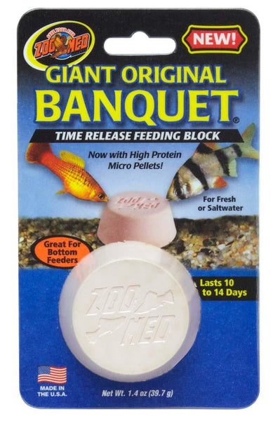 Zoo Med Original Banquet Block Giant.