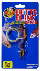 Zoo Med Betta Bling Diver with Hoop