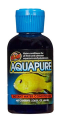 Zoo Med AquaPure Instant Water Conditioner 2.25oz