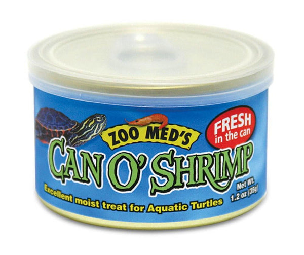 Zoo Med Can O' Shrimp 1.2oz.
