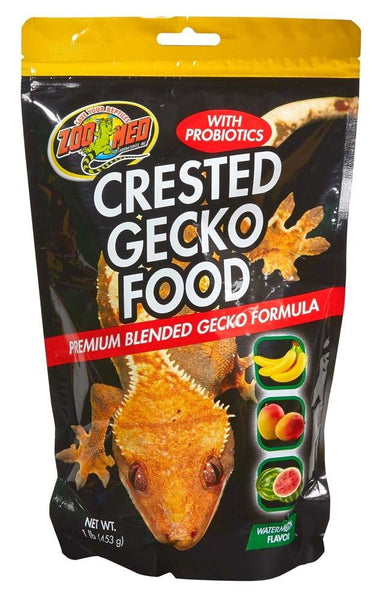 Zoo Med's Crested Gecko Food Premium Blended Watermelon 1lb