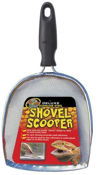 Zoo Med Deluxe Shovel Scooper.