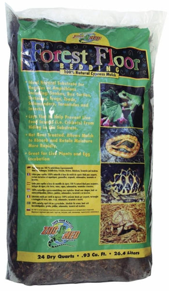 Zoo Med Forest Floor Bedding 24qt.