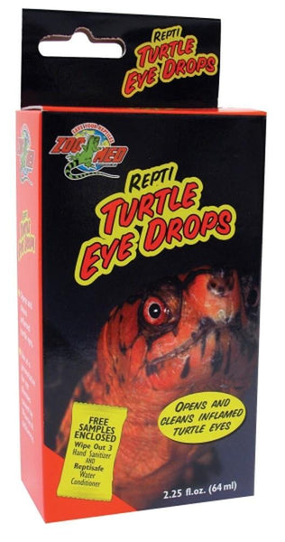 Zoo Med Repti Turtle Eye Drops 2.25oz.