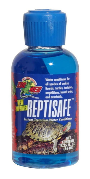 Zoo Med ReptiSafe Water Conditioner 2.25oz.
