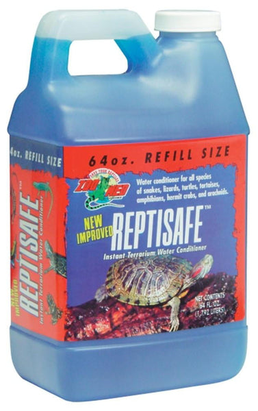 Zoo Med ReptiSafe Water Conditioner 64oz