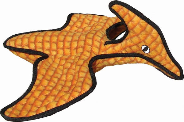 VIP Tuffy Dinosaur Series-Orange Pteradactyl.