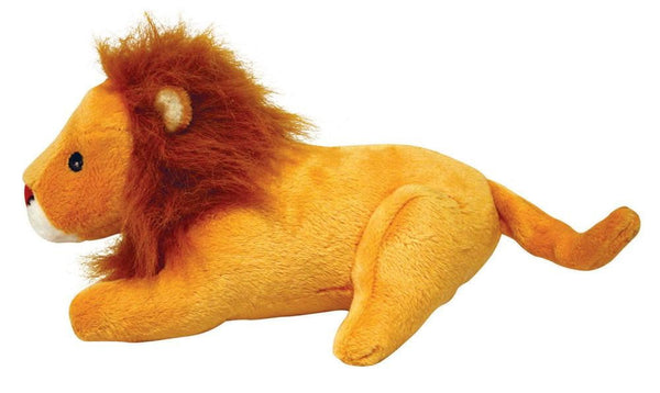 VIP Mighty Dog Toy Junior Safari-Lion.