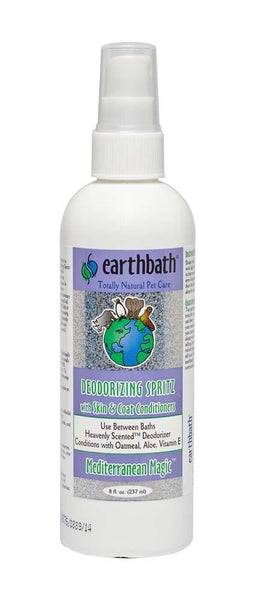 earthbath Mediterranean Magic Spritz 8oz.