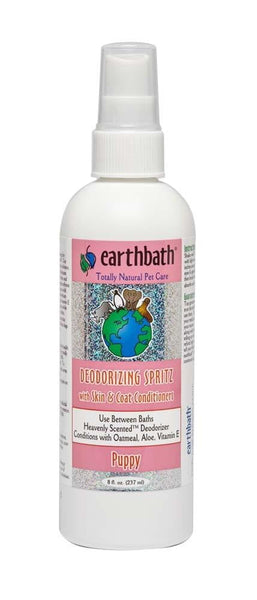 earthbath Puppy Cherry Spritz 8oz.