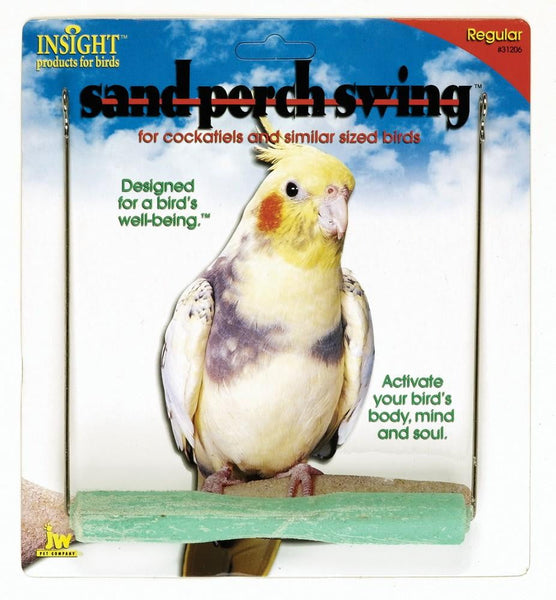 JW Pet Insight Sand Perch Swing Regular