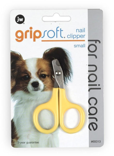 JW Pet GripSoft Nail Clipper Small.